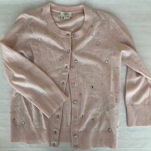 Light pink Kate spade cashmere/wool